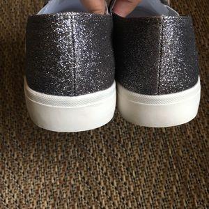 Jessica Simpson Shoes - Jessica Simpson ombré glitter slip-on shoe